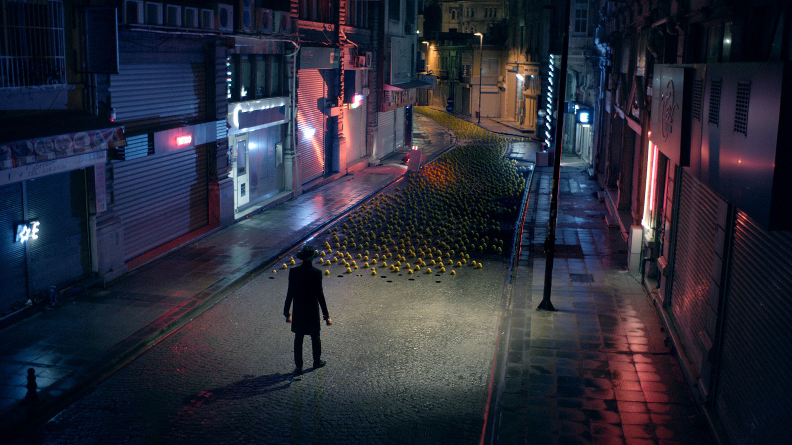 !F Istanbul Trailer